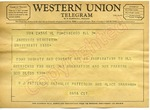 """W. J. and Nathalie Patterson and Alice Branham to """"Jameies Meredith"""" (Undated)"""