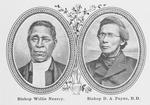 Bishop Willis Nezery. Bishop D. A. Payne, D. D