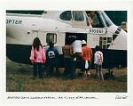 Airlift help. Woodstock Festival, Bethel, NY. August 17, 1969