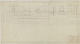Harriet Island, Pavillion, Plumbing Riser Diagram
