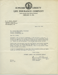 Supreme Liberty Life Insurance Company