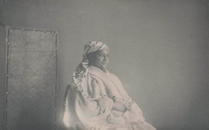 Unidentified African-American woman