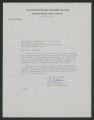 State Supervisor of Elementary Education; Correspondence, 1956