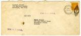 Letter to Henrietta (Henri) Weigel from Richard Wright