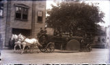 Charleston - Miscellaneous - Horse-Drawn Fire Engine (same as #83)