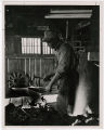 Blacksmith photograph