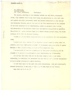 Tuskegee Institute address