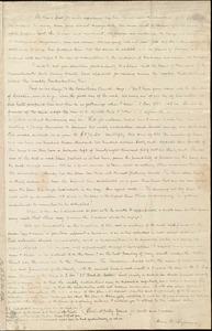 Thumbnail for Letter from Caroline Weston to Deborah Weston, [not before 1840 Dec. 7]