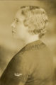 Portrait of Florence Price at a Side Angle from About 1933