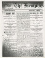 Early Civil Rights - newspaper