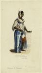 Neger-Sklavin In Algier