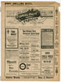 """Hogan's Alley"" theater program, Bijou Opera House, Minneapolis, Minnesota"