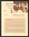 Conferences. Silver Bay Human Relations in Industry Conference. Conference materials, 1951-1962, 1968, 1973-1978. (Box 13, Folder 21)