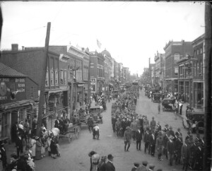 Main Street Parade Charlottesville