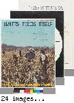 Watts feeds itself