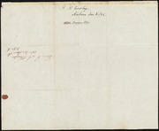 Letter to] Rev A A Phelps, Dear Sir [manuscript