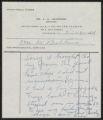 General correspondence, Development Office