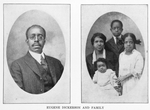 Eugene Dickerson and family