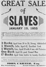 How Slavery Became the Law of the Land For Blacks Only
