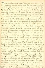 Thomas Butler Gunn Diaries: Volume 9, page 83, March 5, 1858