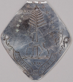 Bucks of America medallion