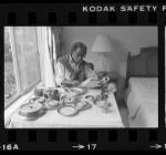 Photographer and film maker Gordon Parks, Calif., 1979