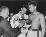 Alejandro Lavorante vs Cassius Clay