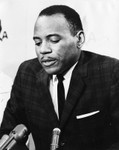 James Meredith receives award