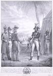 Toussaint L'Ouverture receiving a Proclamation