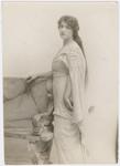 Studio portrait of Josephine Cogdell, in New York City, circa 1920s