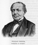 Officers of the road; William Whipper, conductor at Columbia