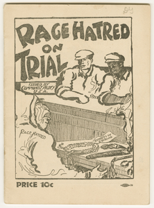 Race Hatred on Trial