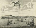 Het Fort Oranje en Nassou opt Eiland Goeree