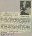 """""""A Memphis 'Guest'"""""""