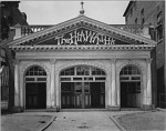 [Hiawatha Theater, Washington : acetate photonegative, ca. 1930.]