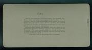 """Acme of Splendor, Hydrangea Beds, Festival Hall and Cascades, Louisiana Purchase Exposition, St. Louis, MO, U.S.A."" (back side)."