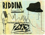 Riddim at Zak's