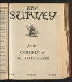 The Survey, May 17, 1919. (Volume 42, Issue 7)
