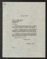 Subject Files. USO, 1941-1942. (Box 11, Folder 8).