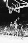 Basketball Game, Los Angeles, 1986