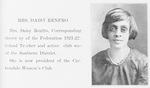 Mrs. Daisy Renfro