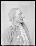 Dakota man, Long Bull. U. S. Indian School, St Louis, Missouri 1904