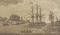 The Ship Boston at Nootka Sound