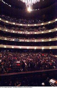Audience members Hip Hop Broadway: The Musical