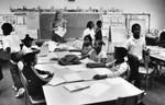 M. L. King School class