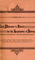 An historical sketch of the early movement in Illinois for the legalization of slavery: read at the annual meeting of the Chicago Historical Society, December 5th, 1864 Fergus' historical series, no.4