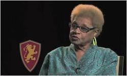 Barbara Vickers : Video Interview