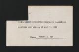 Organization files, 1967-1970. (Box 609, Folder 4)