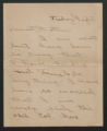 Letter: Wiley P. Killette to Mother, April 5, 1918
