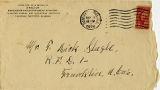 George Washington Carver to Mr. T. Dick Slagle, August 31, 1928